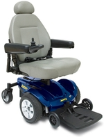 Used Pride Jazzy Select Power Wheelchair Like New