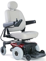 Used Pride Jazzy 1103 Ultra Power Wheelchair Like New