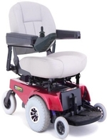 Used Pride Jazzy 1113 ATS Power Wheelchair Like New