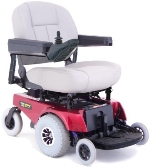 Used Jazzy 1113 ATS Power Wheelchair Like New
