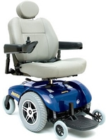 Used Pride Jazzy Select 14 Power Wheelchair Like New