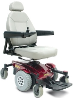 Used Pride Jazzy Select 6 Power Wheelchair Like New