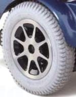 Jazzy 1104 Flat Free Drive Wheel (WHLASMB1442)