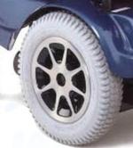 Jazzy 1104 Pneumatic Drive Wheel (WHLASMB1441)