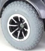 Jazzy 1143 Ultra Flat-Free Drive Wheel (WHLASMB1359)