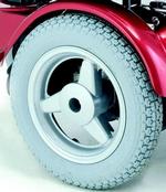 Jazzy 1420 Flat Free Drive Wheel (WHLASMB1262)