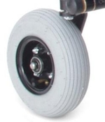 Jazzy 1420 Pneumatic Rear Caster Wheel (WHLASMB1263)