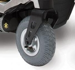 Jazzy Pneumatic Rear Caster Wheel (WHLASMB1788)