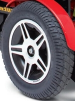 Jazzy Elite HD Drive Wheel (WHLASMB2187)