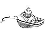 4 Key 50 Amp VSI Joystick Controller (ELEASMB5655)