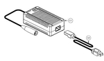 Jazzy Off-Board Battery Charger (ELEASMB5713)