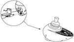Jazzy 1170 XL Plus Remote Plus Joystick Controller (CTLDC1062)