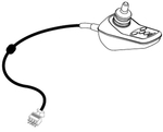 Jazzy Z-Chair VSI Joystick Controller (CTLDC1105)