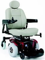 Used Jet 3 Ultra Power Wheelchair Like New