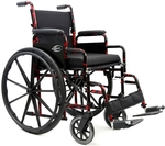 Karman LT-770Q Breakdown Lightweight Wheelchair