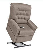 Pride LC-358S 3-Position Reclining Lift Chair- Heritage Collection (Previously LC-358P)