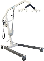 Lumex LF1090 Bariatric Electric Easy Patient Lift Lifting System