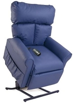 Pride LC-450 3-Position Full Recline Chaise Lounger