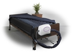 Drive Lateral Rotation Mattress with Low Air Loss LS9500 w/ LAL950 Pump