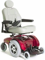 Pride Jazzy Select 14 Power Wheelchair