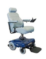 Leisure Lift PaceSaver Scout M1 PBR Convertible 350 Power Wheelchair