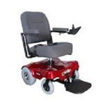 Leisure Lift PaceSaver Scout M1 PBR Convertible 300 - Power Wheelchair