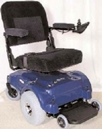 Leisure Lift PaceSaver Scout RF 425 Mid Drive Power Wheelchair