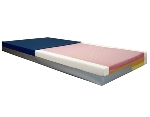 Mason Lite Pressure Reducing Multi-Ply Foam Mattress 6500LT-1-FB