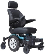 Heartway USA Maxx P3DXC Power Wheelchair