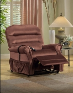 Med Lift Reliance 3153 Wide 3 Way Reclining Lift Chair