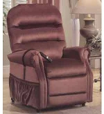 Med Lift Reliance 3155 Petite 2 Way Reclining Lift Chair