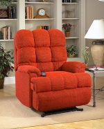 Med Lift Reliance 5500 Petite 2-Position Wall-Hugger Reclining Lift Chair