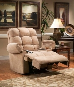 Med Lift Reliance 5600 Wall-Hugger Reclining Lift Chair With Fold-Out Arms