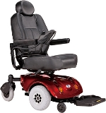 Heartway P4F Rumba SF Electric Power Wheelchair