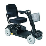 PaceSaver Leisure-Lift Eclipse Premier 4 Wheel Scooter