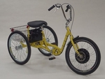 Palmer Industries Commander Electric Trike