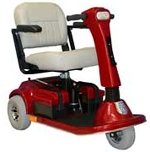 PaceSaver Leisure-Lift Plus III Junior 3 Wheel Electric Scooter