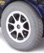 Jazzy 1121 Pneumatic Drive Wheel (WHLASMB1476)