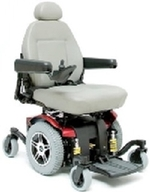 Used Pride Jazzy 614 Power Wheelchair Like New