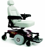 Pride Jazzy Select 6 Power Electric Wheelchair