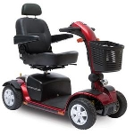 Pride Victory Sport 4-Wheel Mobility Scooter SC710DXW