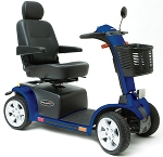 Pride Pursuit 4 Wheel Electric Scooter - SC713