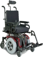 Used Pride Quantum 600 XL Powerchair Like New