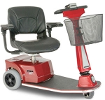 Amigo RT Express 3 Wheel Electric Scooter - Available with Shabbat Option