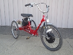 Palmer Industries Shopper Electric 3 wheel Trike