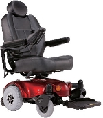 IMC Heartway P4R Rumba SR Electric Power Wheelchair