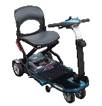 IMC Heartway USA Passport S19 4 Wheel Folding Mobility Scooter
