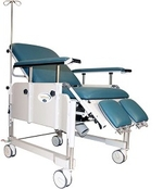 Winco S750 Stretchair Bariatric Lateral Patient Transfer