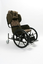 SMT Health Systems Rocking Wheelchair - Rock King X3000