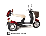Charged Mobility <i>TandemSport</i> Electric Scooter